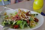 アルプス360/生ハムのサラダ