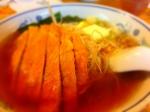 テンホウ/肉揚げラーメン