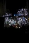 松本市街の夜景