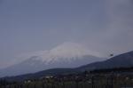 13コーナー内側から富士山