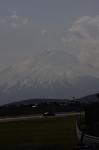 ダンロップコーナーから富士山