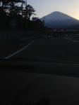 富士山さようなら〜