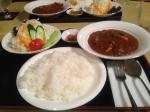 匠亭/鹿肉のカレーセット