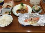 青樹荘/夕食
