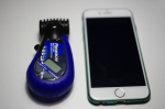 デュアルヘッドデジタルゲージとiPhone6