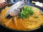 蔵人焼き味噌らーめん チャーシュー麺