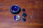 ステアリングホイール T2 ブルー