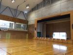 松本大学 第一体育館