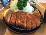 勝味庵本店/ロースカツ定食
