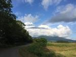 東側の八ヶ岳