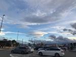 UFOみたいな雲