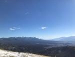 山頂から富士山&八ヶ岳