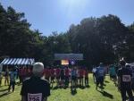 第11回八ヶ岳縄文の里マラソン大会/開会式