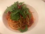 イーストサイド・カフェ/スパゲッティーニ・野菜のトマトソース