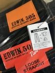 EDWIN 505のタグ