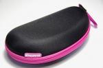 SWANS グラスケース ブラック/ピンク