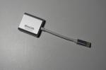 USB-C to DVI変換アダプタ/本体