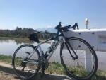 甲斐駒ヶ岳とDEFY 1