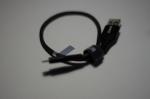 Anker PowerLine+ II ライトニングケーブル/0.3mブラック