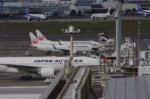 羽田空港第1ターミナル展望デッキ